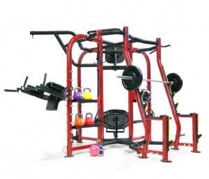 Maquinas de gimnasio - Entrenamiento Funcional