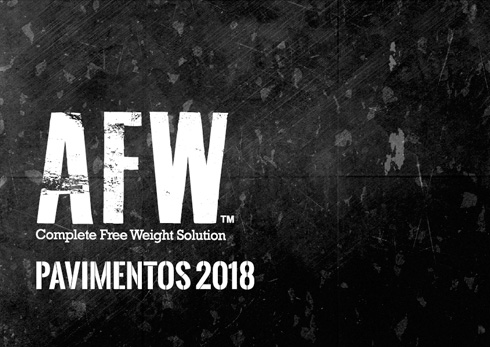 Catálogo AFW Pavimentos