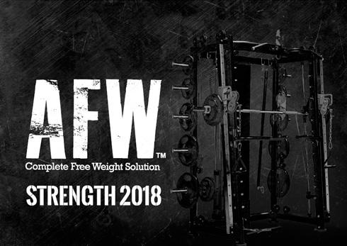 Catálogo AFW Strength