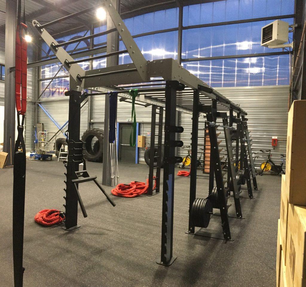 estructura entrenamiento funcional