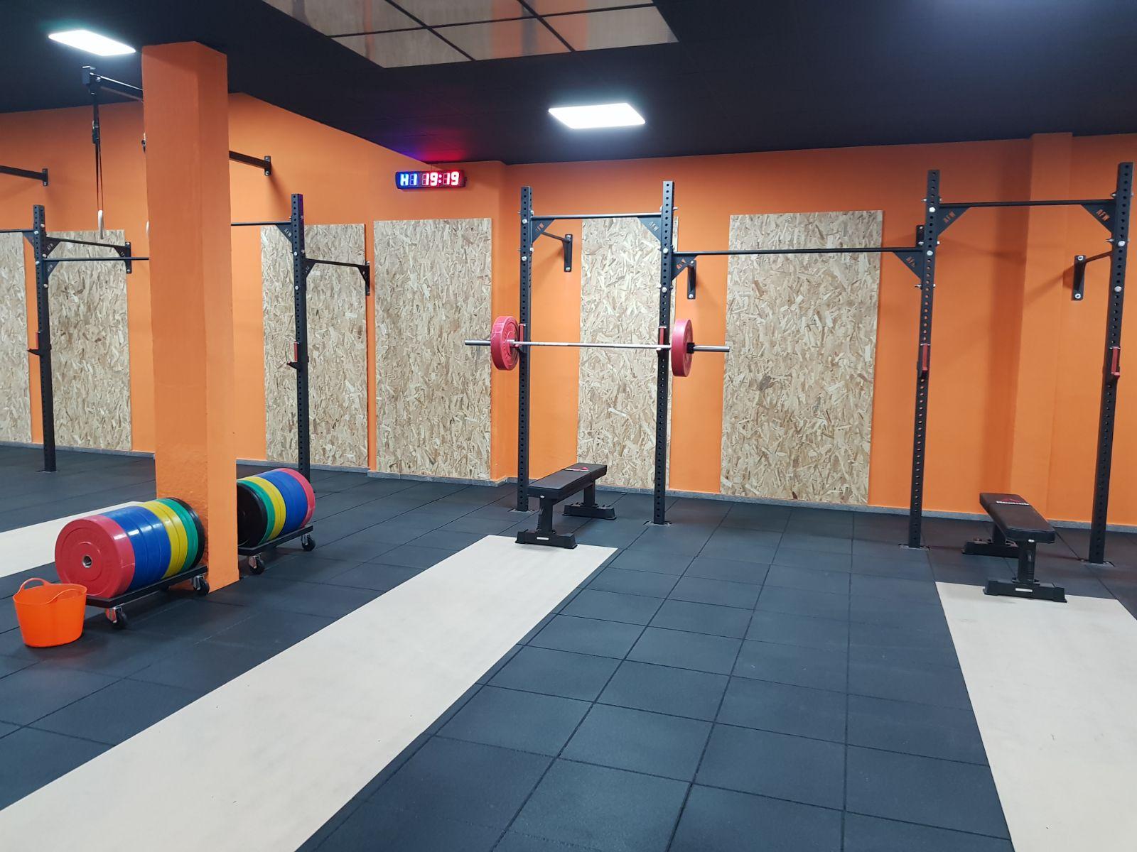 Apertura de un nuevo BOX en Cartagena - Oss Fitness