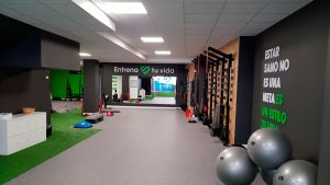 gimnasio sano center jaen