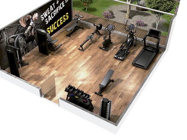 fitness en hoteles