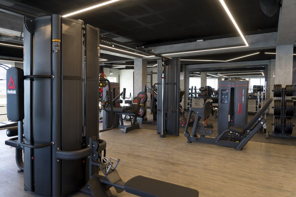 centro max fitness by reebok functional