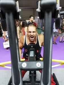 Raul Carrasco-Oss fitness