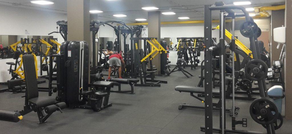 maxos gym