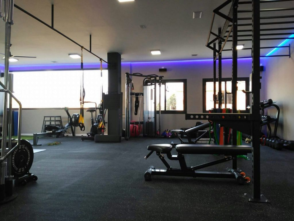 Gimnasio Boutique
