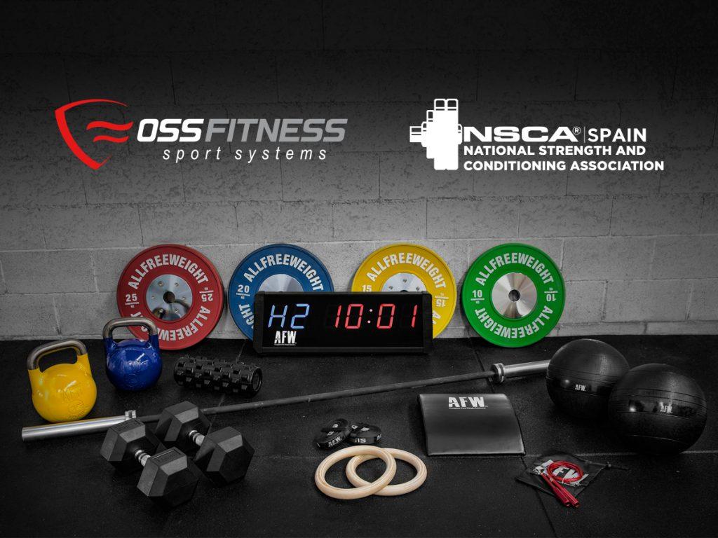 Oss Fitness y NSCA acuerdo Patrocinio