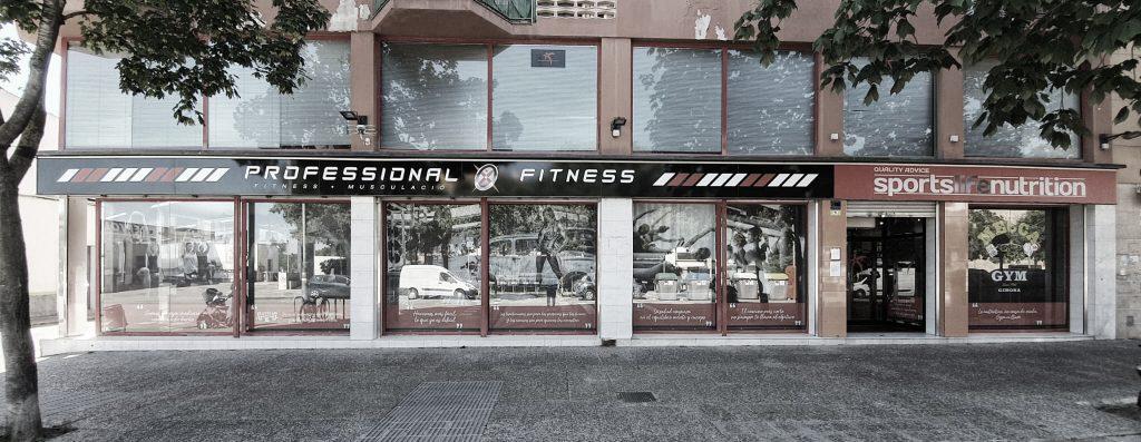 Professional Fitness Girona