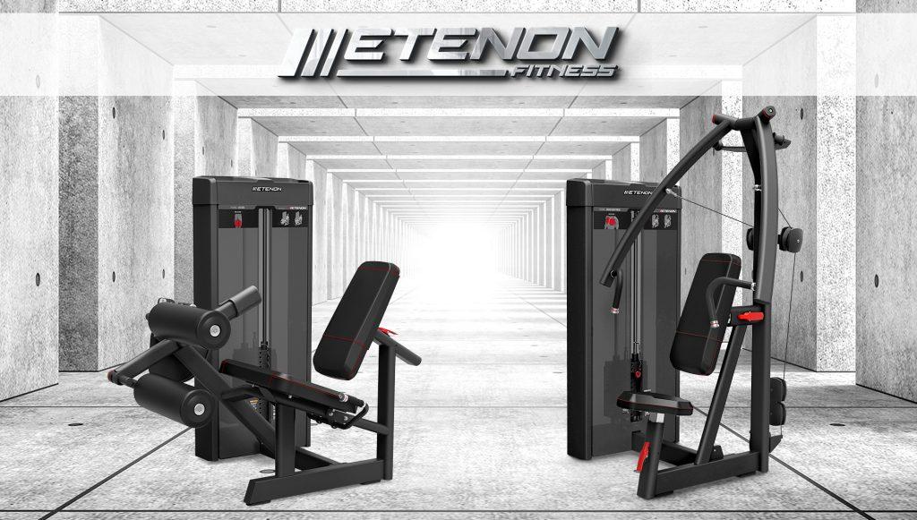 Etenon Fitness marca de equipamiento profesional para gimnasios