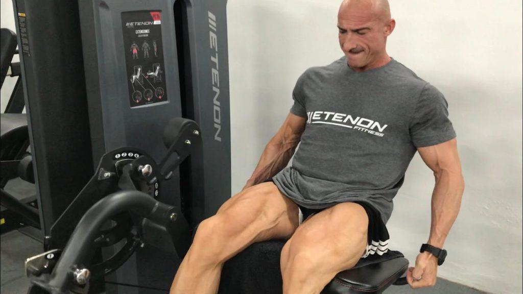 Xisco Serra atleta de Etenon Fitness