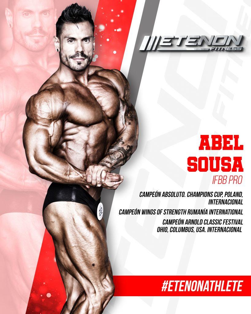 Abel Sousa Etenon Fitness