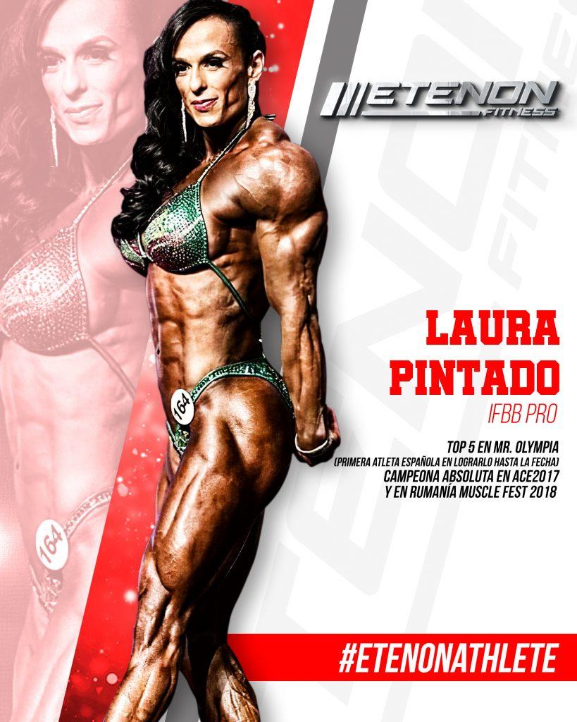 Laura Pintado IFBB Pro