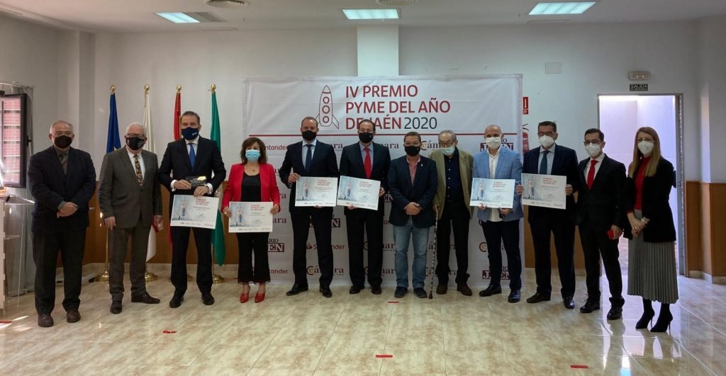 Premios PYME del Año 2020 de Jaén