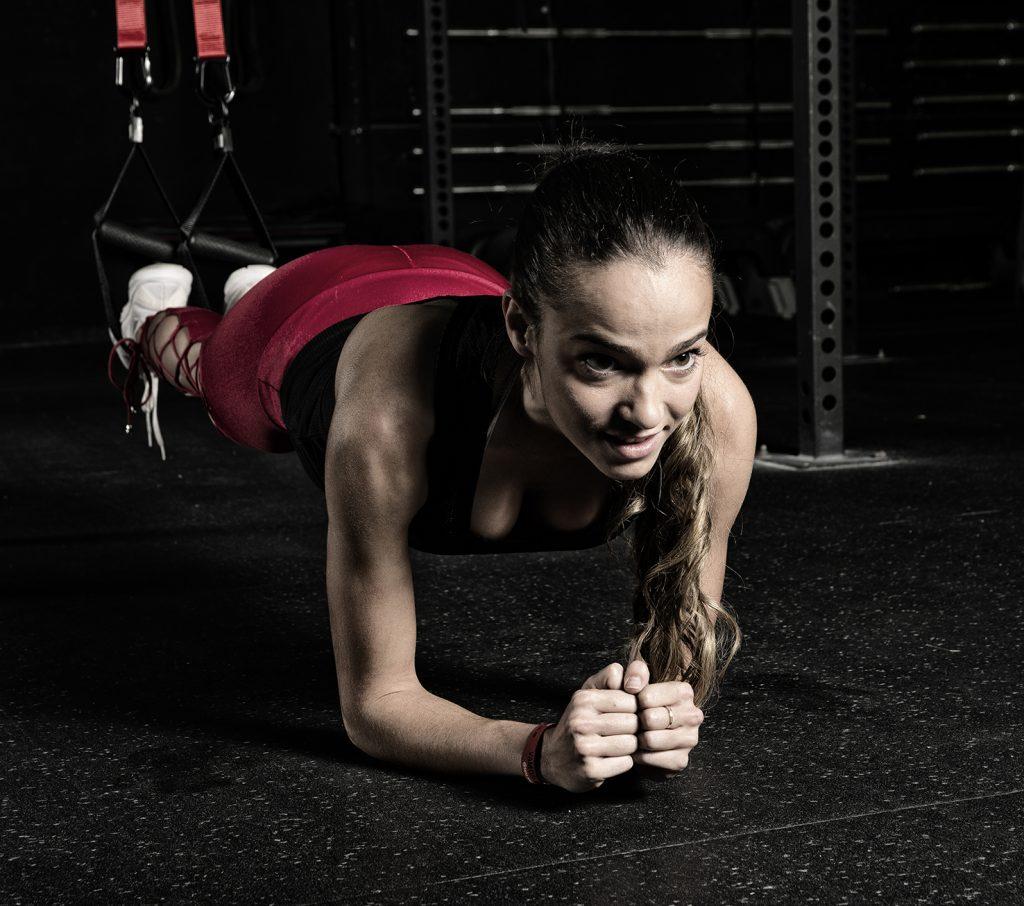 rutinas entrenamiento enero
