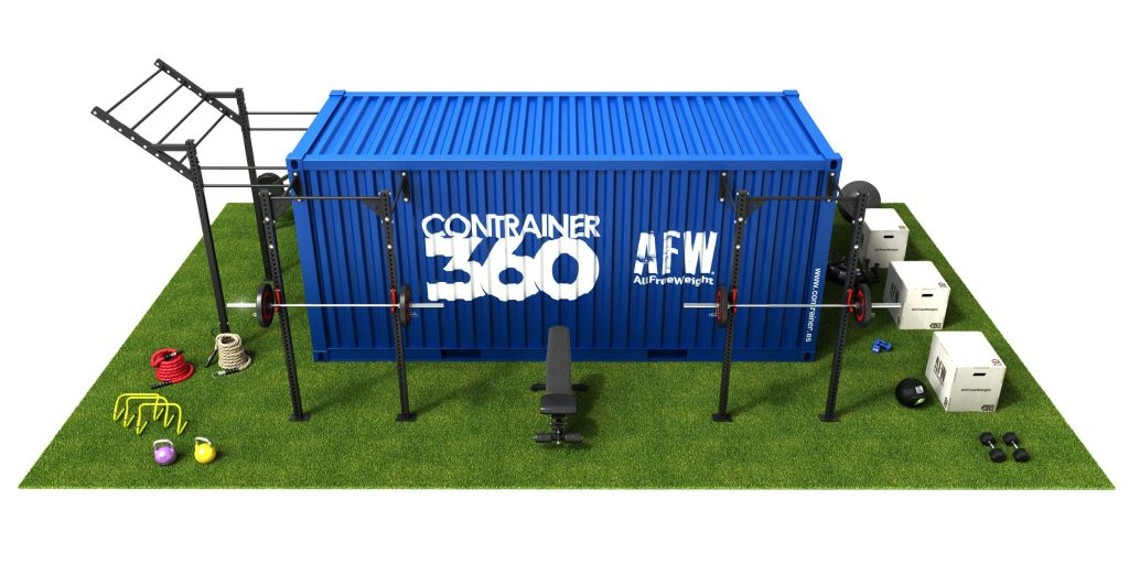 Contrainer 360 y AllFreeWeight