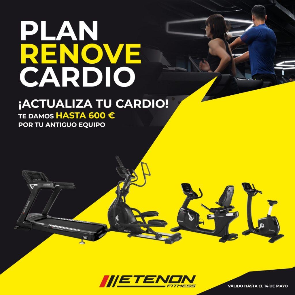 plan renove cardio con etenon fitness