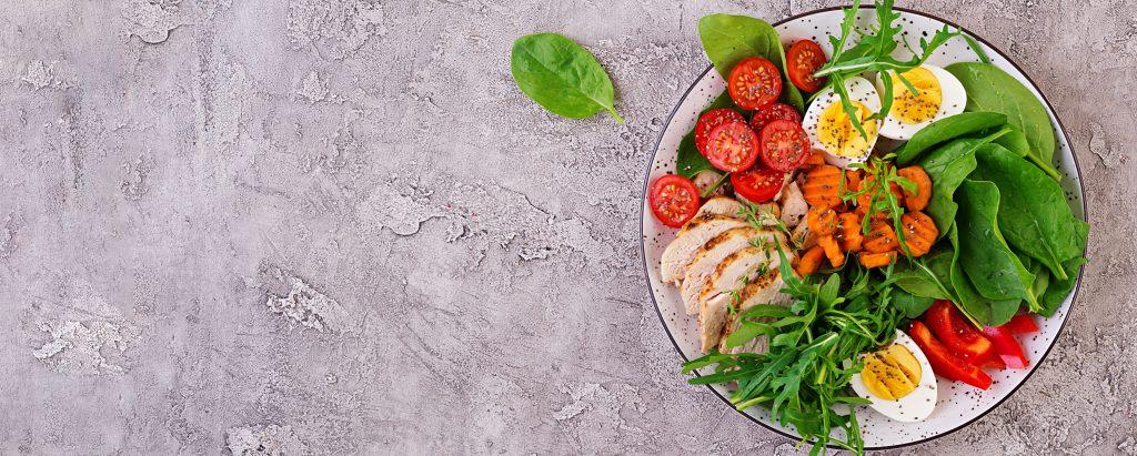 comida saludable y dieta para mujeres embarazadas