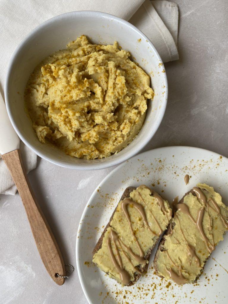 como preparar hummus