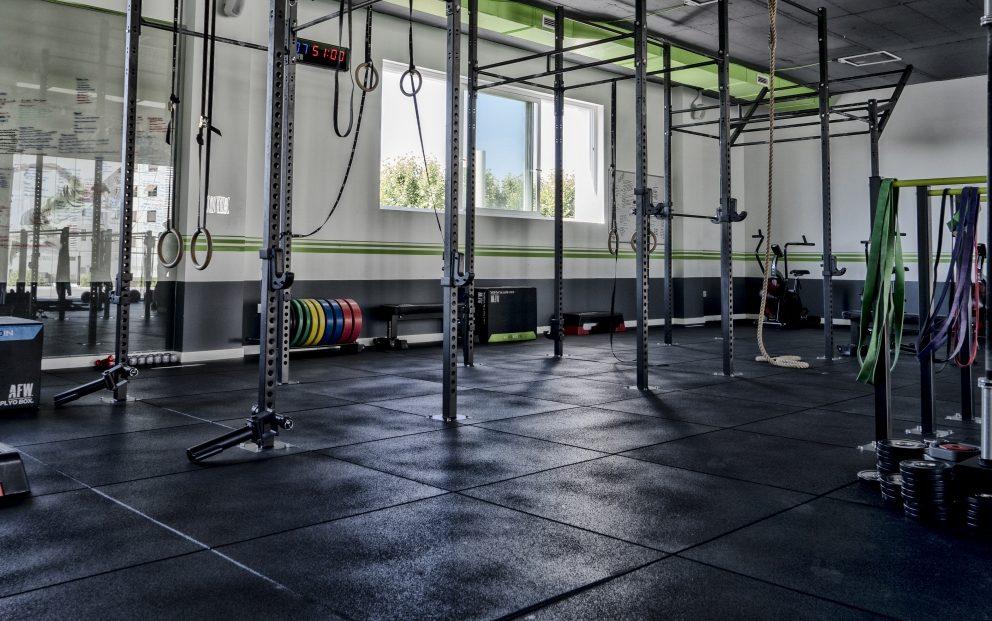 suelo para gimnasio continental floor de allfreeweight