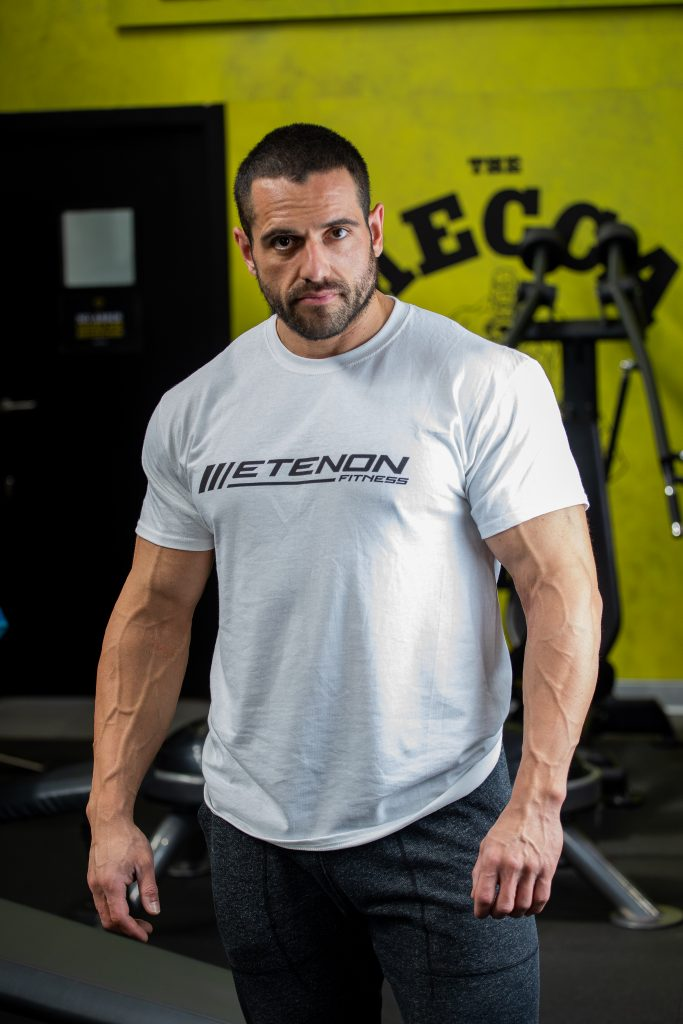jesus gallego preparador fisico y atleta etenon fitness