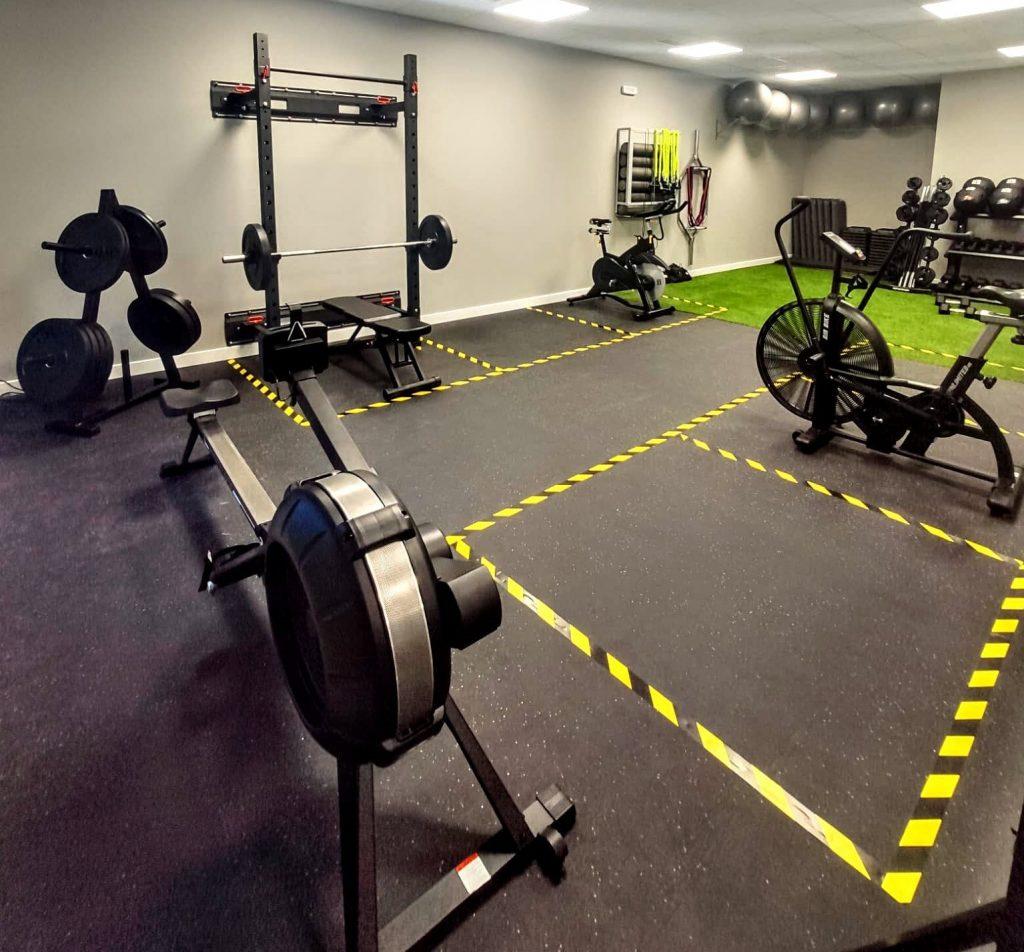 equipamiento de gimnasios por ossfitness