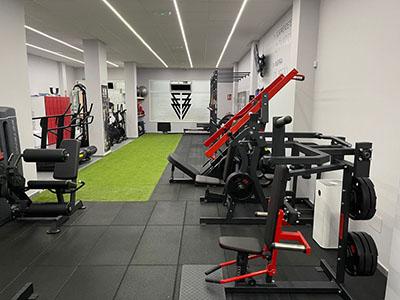 The Mecca City Gym Lleida