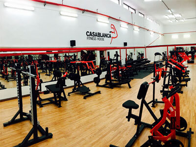 Casablanca Fitness House